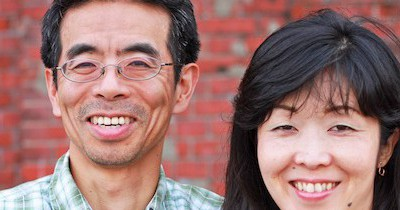Elder Shunji & Akiko Eda