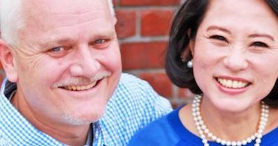 Senior Pastor Scott & Naomi Douma