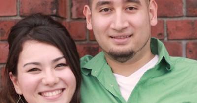 Pastor Skek & Sarah Hosoi