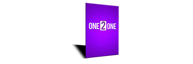 One 2 One paperback