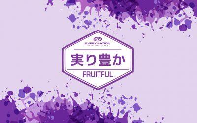 New Message Series: Fruitful